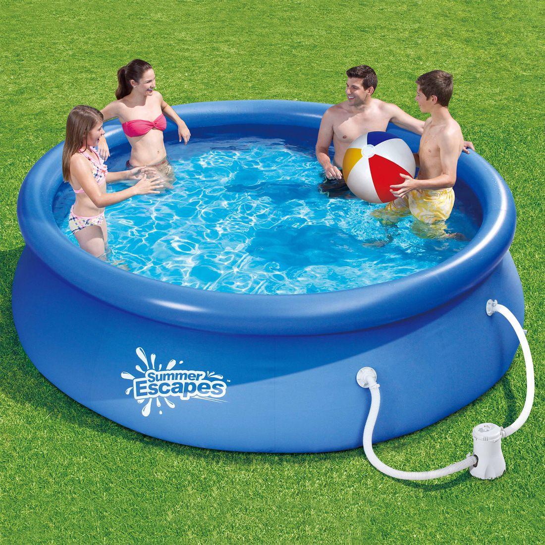 10ft Paddling pool