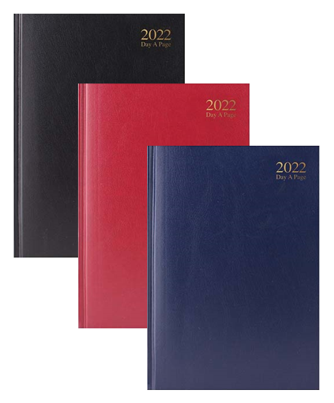 2022 Diaries Now In Stock