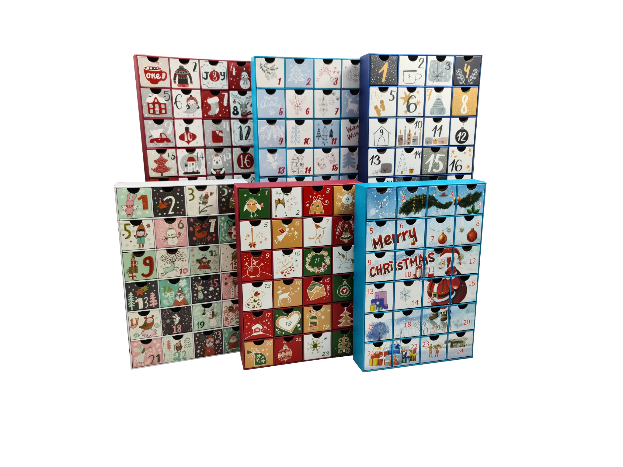 Fill Your own Advent Calendars